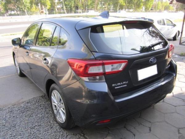Subaru Impreza SPORT XS 2.0i CVT AWD año 2017