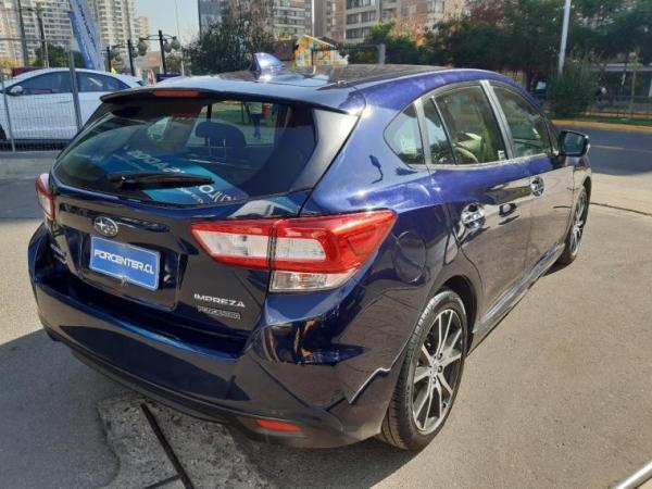 Subaru Impreza SPORT 2.0 AWD año 2018