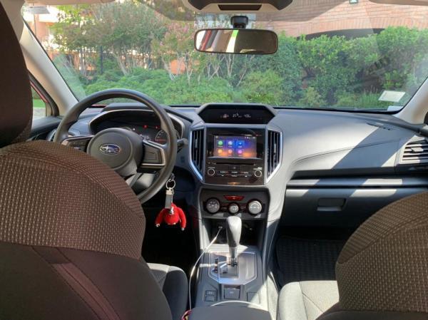 Subaru Impreza 4X4 CVT 1.6 año 2021