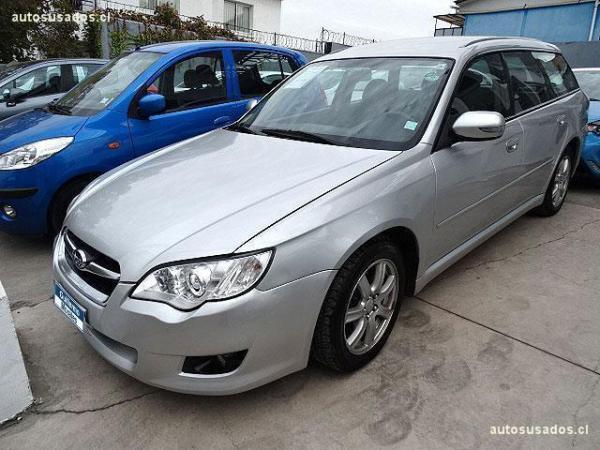 Subaru Legacy 2.0R año 2007