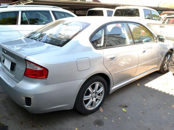 Subaru Legacy 2.0R AWD año 2008