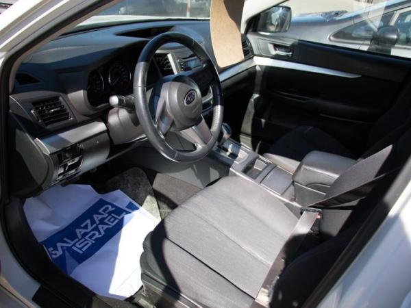 Subaru Legacy ALL NEW LEGACY 2.0I AWD año 2010