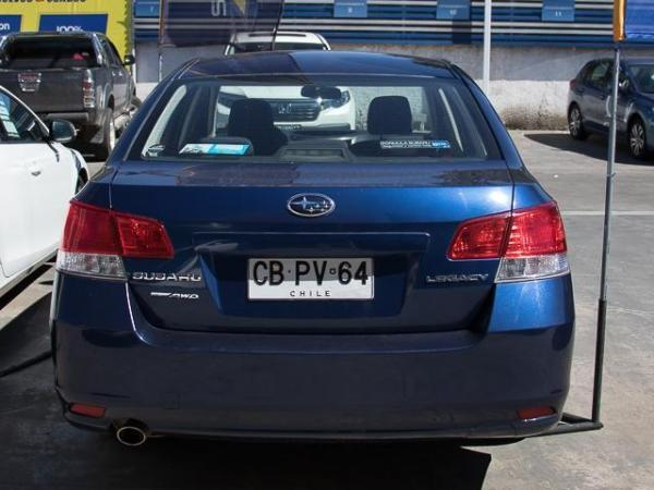Subaru Legacy All New Legacy 2.0i Awd C año 2010