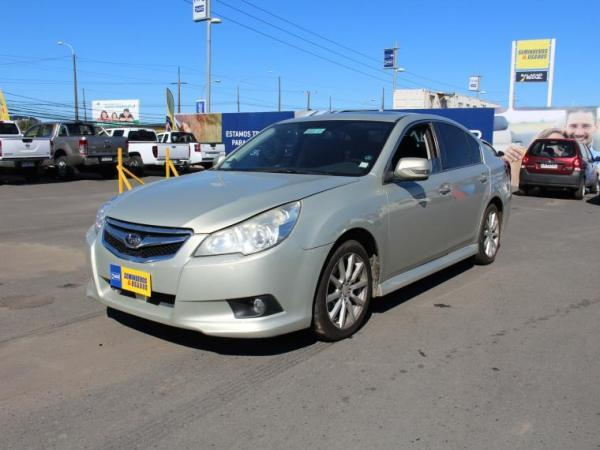 Subaru Legacy All New Legacy Ltd Awd 2. año 2012