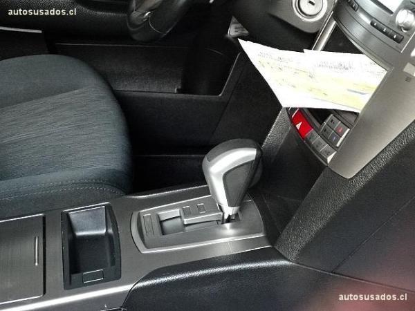 Subaru Legacy NEW año 2012