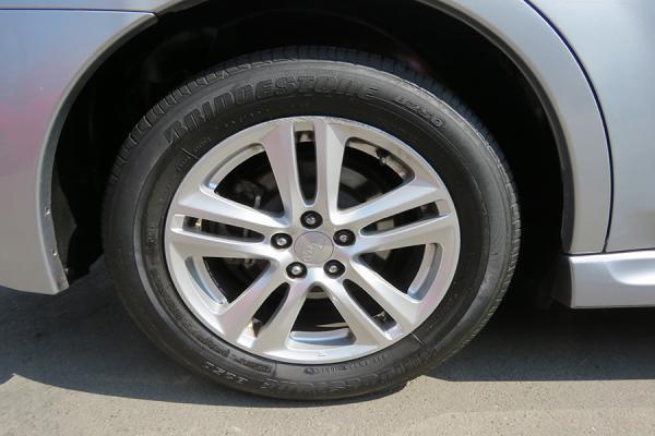 Subaru Legacy XS año 2013