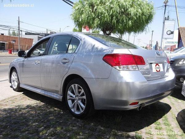 Subaru Legacy 2.5i LIMITED AWD año 2014