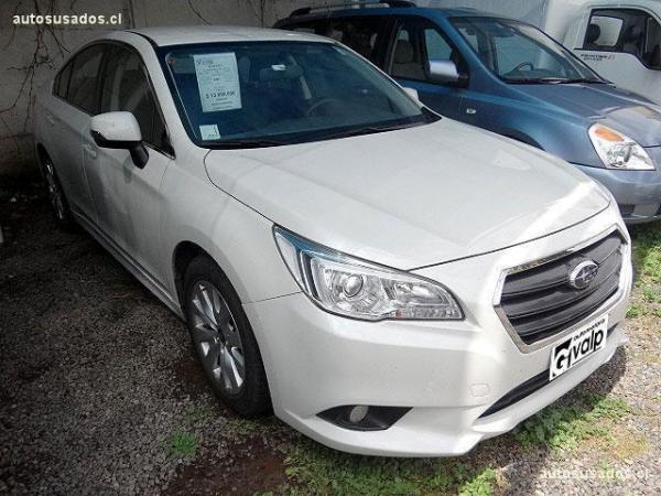 Subaru Legacy CVT XS año 2015