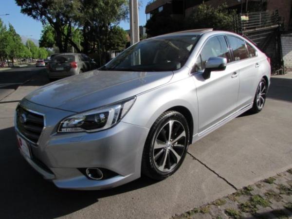 Subaru Legacy 3.6R LIMITED AWD año 2017
