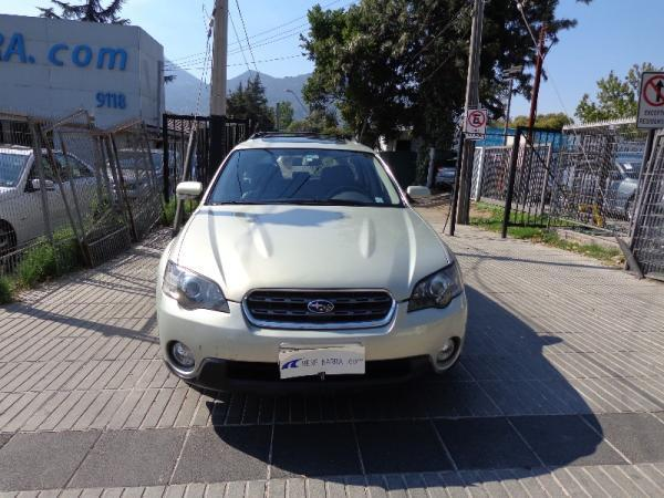 Subaru New Outback AWD LIMITED año 2006