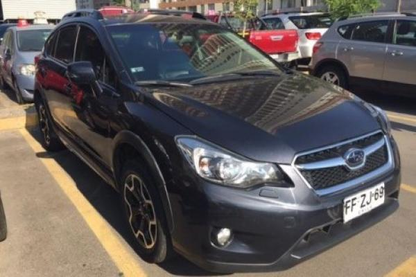 Subaru New XV LTD AWD 2.0 año 2013