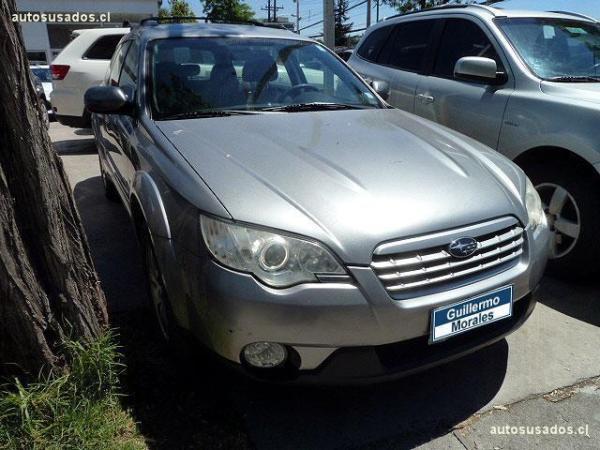 Subaru Outback NEW OUTBACK 2.5I AWD año 2007