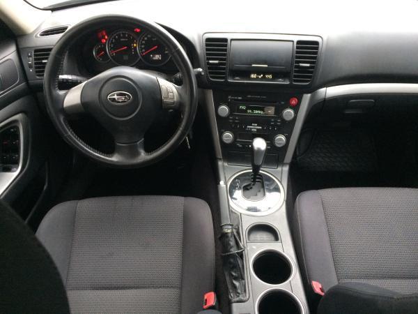 Subaru Outback 2.5I AWD año 2007