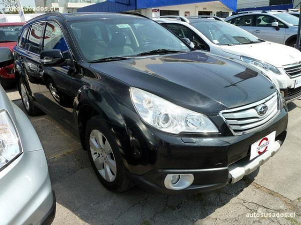Subaru Outback ALL NEW 3.6R AWD año 2010