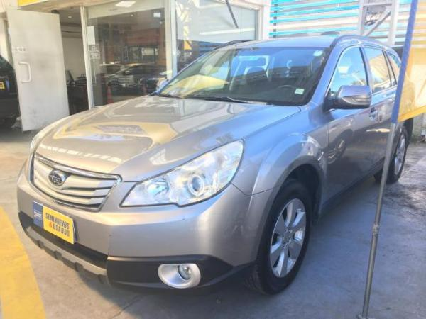 Subaru Outback ALL NEW OUTBACK 2.5 AWD X año 2011