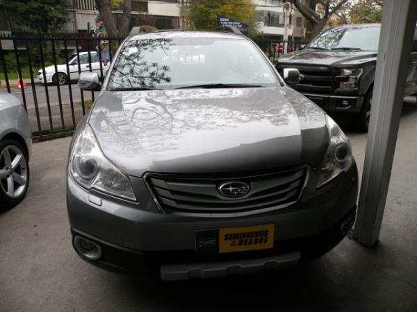 Subaru Outback ALL NEW OUTBACK AWD 3.6R año 2012