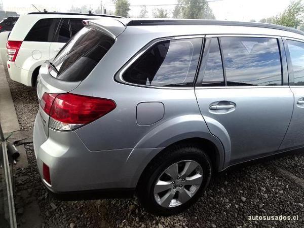 Subaru Outback AWD año 2013