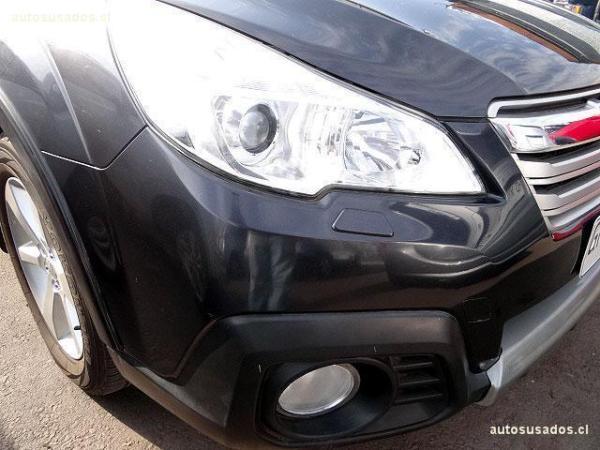 Subaru Outback LTD CVT 2.0I BOXER año 2014