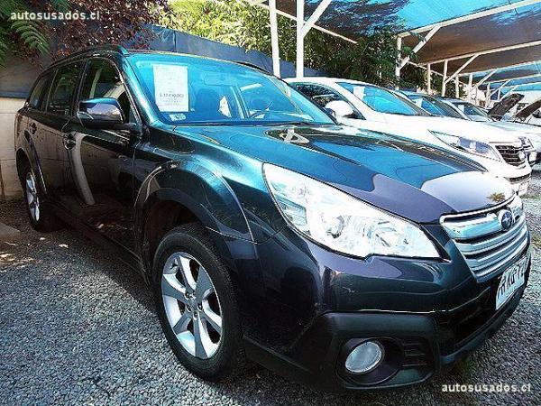 Subaru Outback 2.5I año 2014