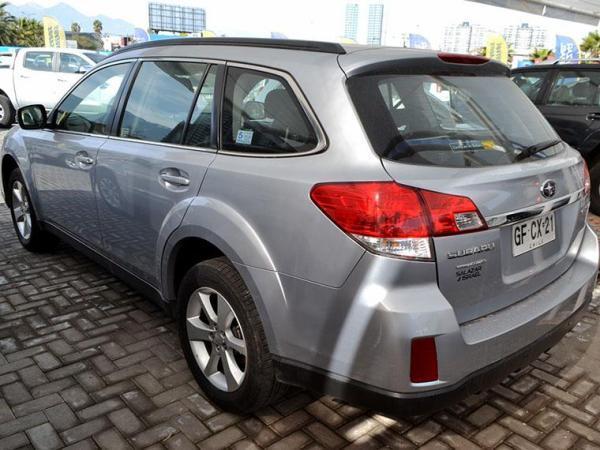 Subaru Outback OUTBACK X CVT 2.5I año 2014