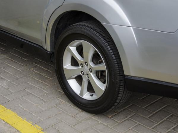 Subaru Outback LIMITED CVT 2.5 año 2014