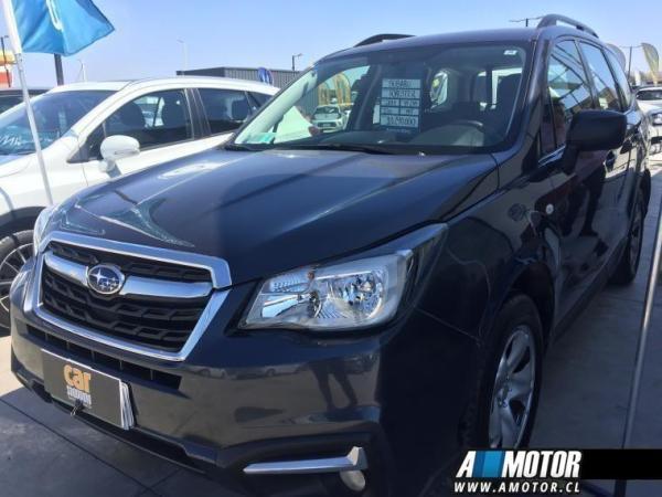 Subaru Outback 2.5 AT año 2014
