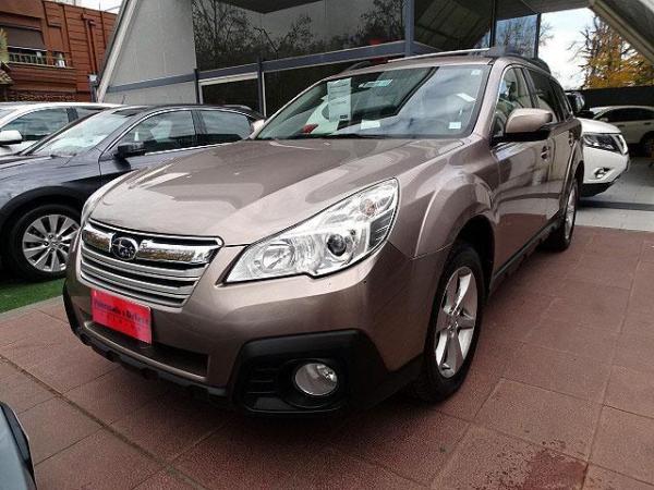 Subaru Outback XS 2.4I año 2015