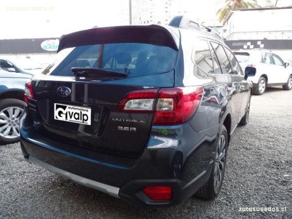 Subaru Outback  año 2015