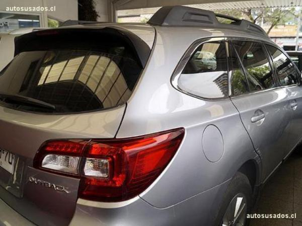 Subaru Outback  año 2016