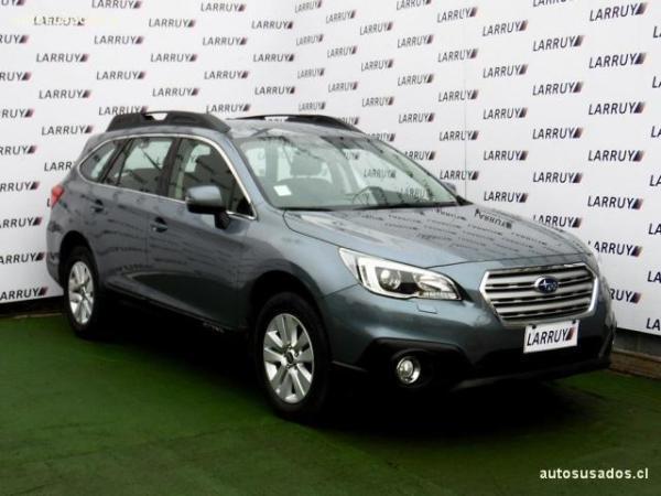 Subaru Outback New Dynamic CVT AWD 2.5I año 2016