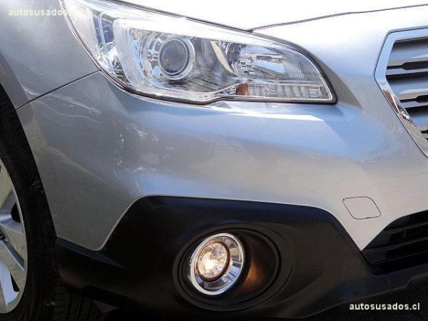 Subaru Outback 2.5i AWD 28.700 año 2017