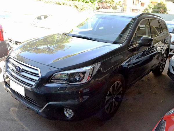 Subaru Outback  año 2018