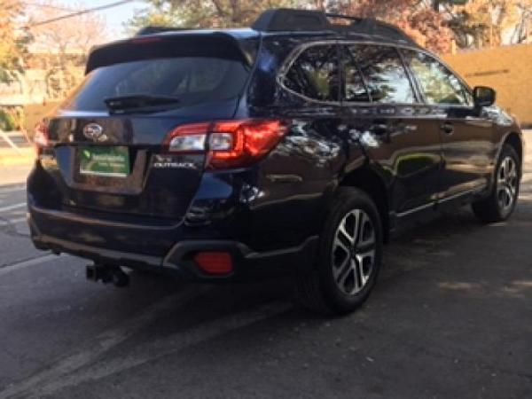 Subaru Outback ALL NEW OUTBACK XS 2.5I 4 año 2018