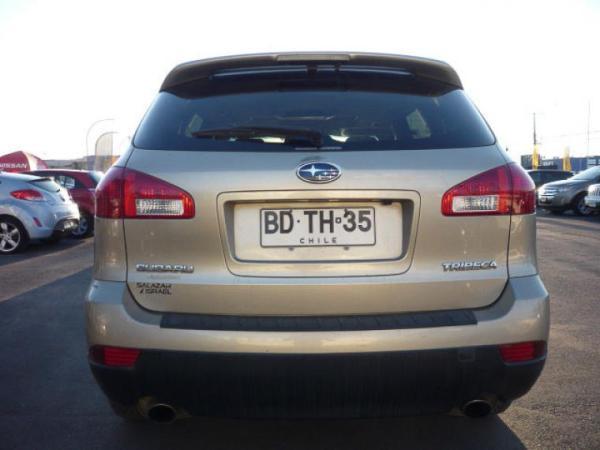 Subaru Tribeca NEW TRIBECA 3.6 AWD año 2008
