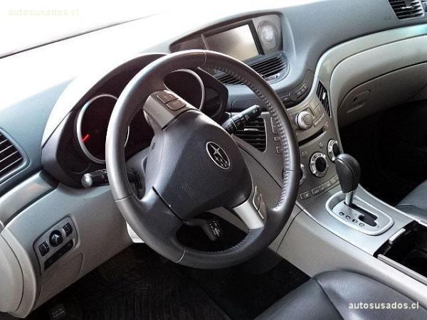 Subaru Tribeca Limited 3.6R año 2012