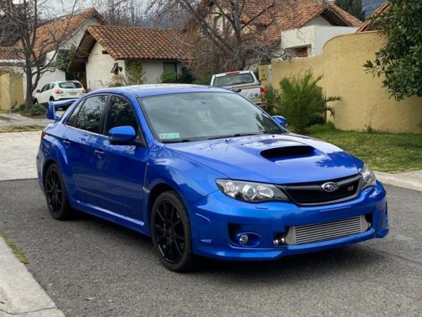 Subaru WRX STI año 2012