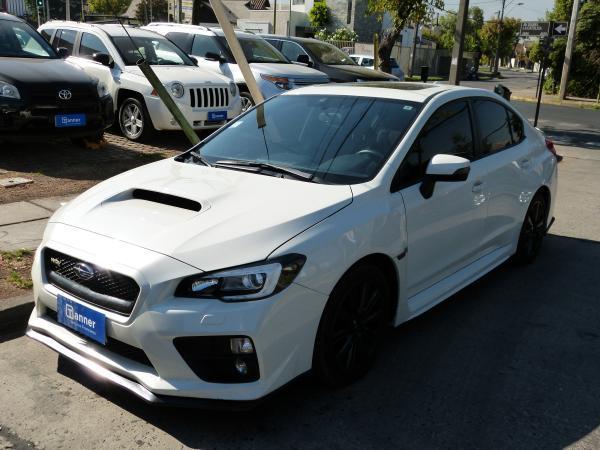 Subaru WRX CVT LIMITED TURBO AWD año 2015
