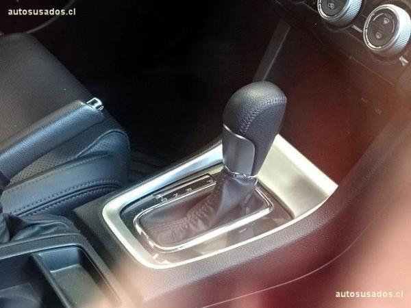 Subaru WRX CVT LIMITED año 2016