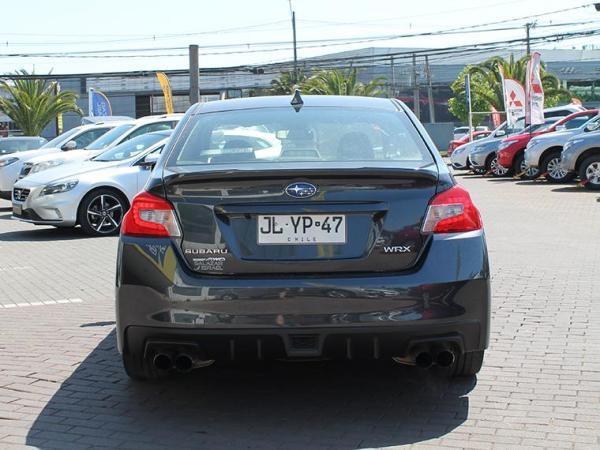 Subaru WRX NEW WRX LTD AWD 2.0 año 2017