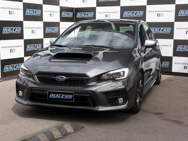 Subaru WRX WRX CVT 4X4 2.0 año 2021