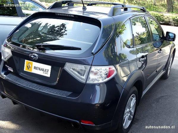 Subaru XV AWD año 2011