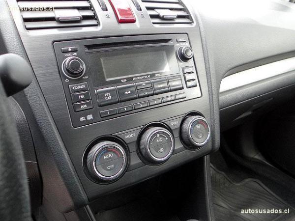 Subaru XV XV LTD AWD CVT 2.0 año 2012