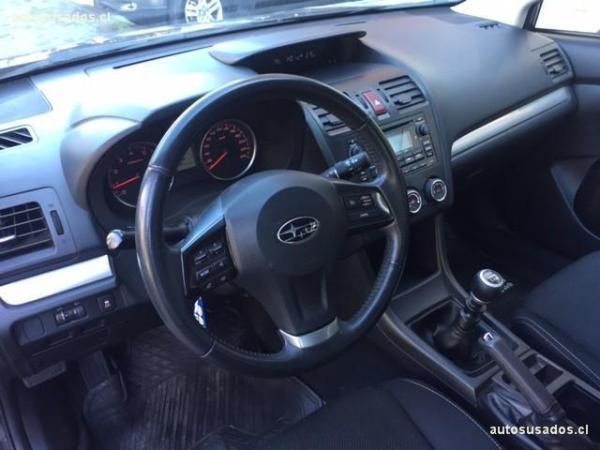 Subaru XV XV AWD 2.0 año 2013