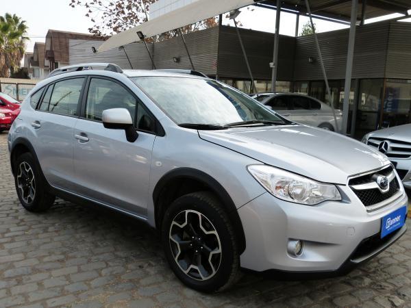 Subaru XV 2.0 cvt dinamic año 2014