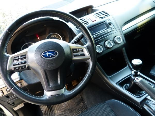 Subaru XV 2.0 dinamic 4x4 mt año 2015