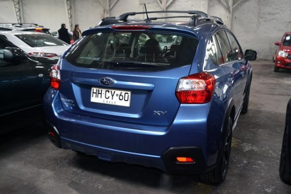 Subaru XV LIMITED 2.0 AWD AT año 2015