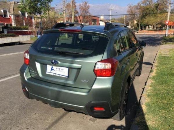 Subaru XV 2.0 AWD MT año 2015