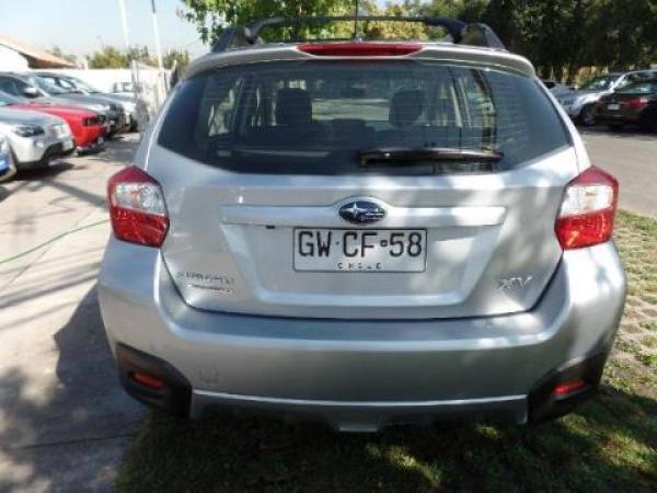 Subaru XV  año 2015
