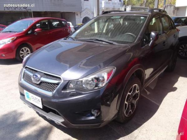 Subaru XV LIMITED año 2016