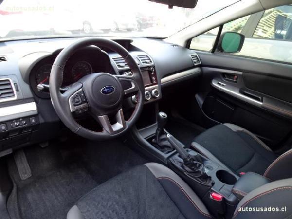 Subaru XV 1.6 AWD MT año 2016